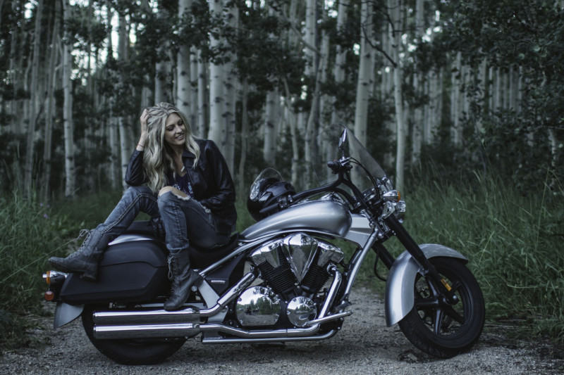 Tandra Steiner:  A group of gals who get together to share their passion for life, adventure, and of course motorcycles. There is no politics or judgement; just a freedom and a shared love for the open road.