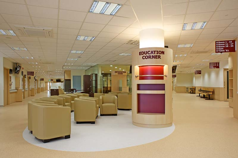 Tan Tock Seng Hospital in Singapore used Design Thinking to redesign the Geriatric Centre. Image: id212 Pte Ltd