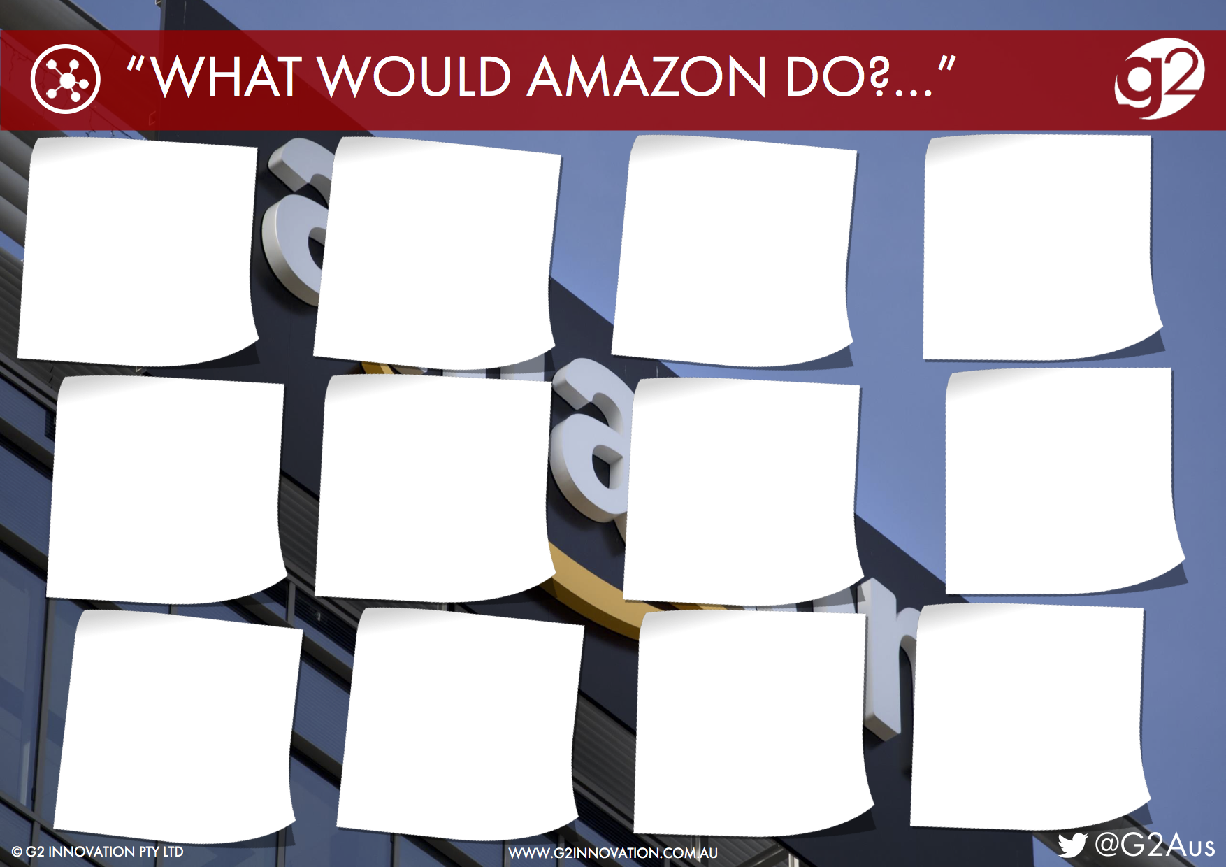 What would Amazon Do?