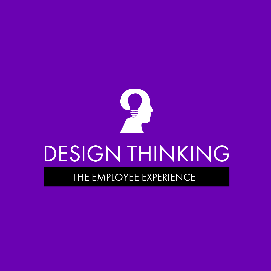 Book here… - Design Thinking the Employee Experience - The Workshop