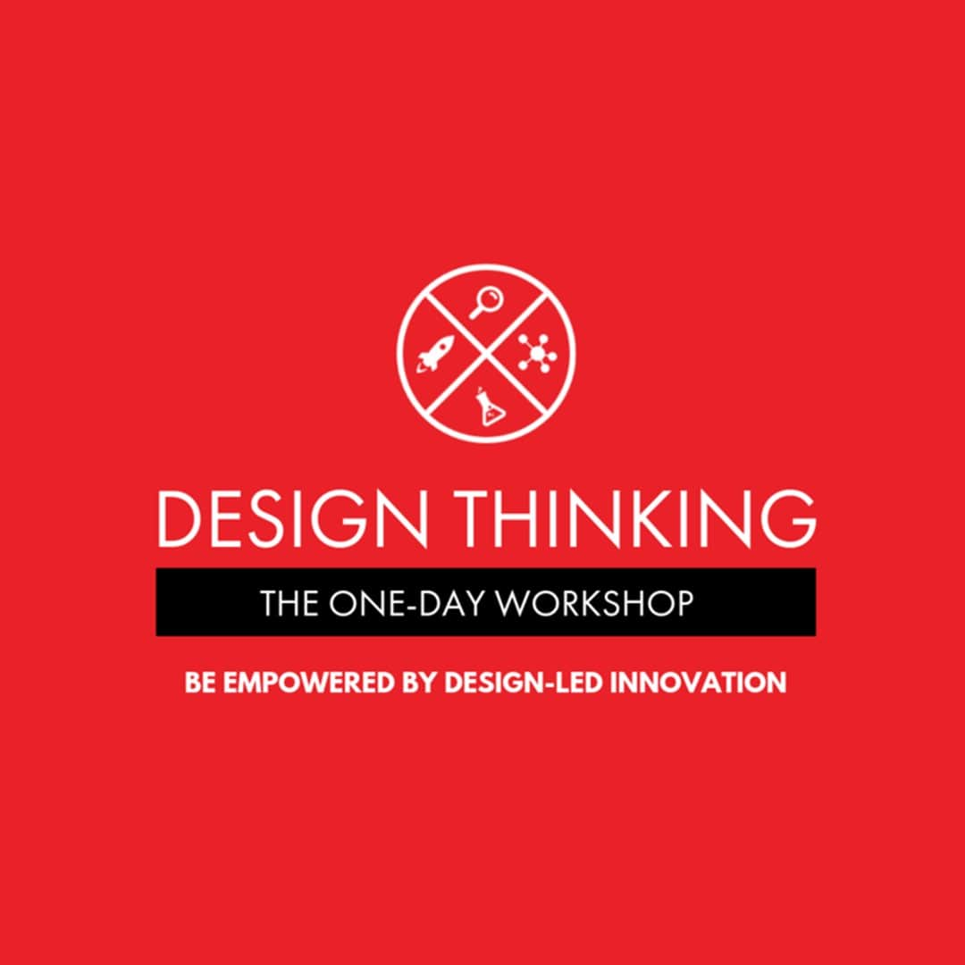 Want to learn more? - Our one-day workshop is a practical exploration of everything Design Thinking.