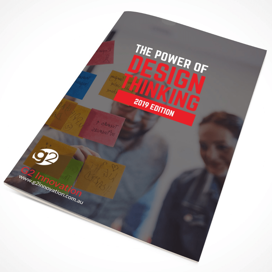 If you'd like to know more about each stage of the 'Design Thinking' process you can download our free guide 'The Power of Design Thinking' by filling in the form below.
