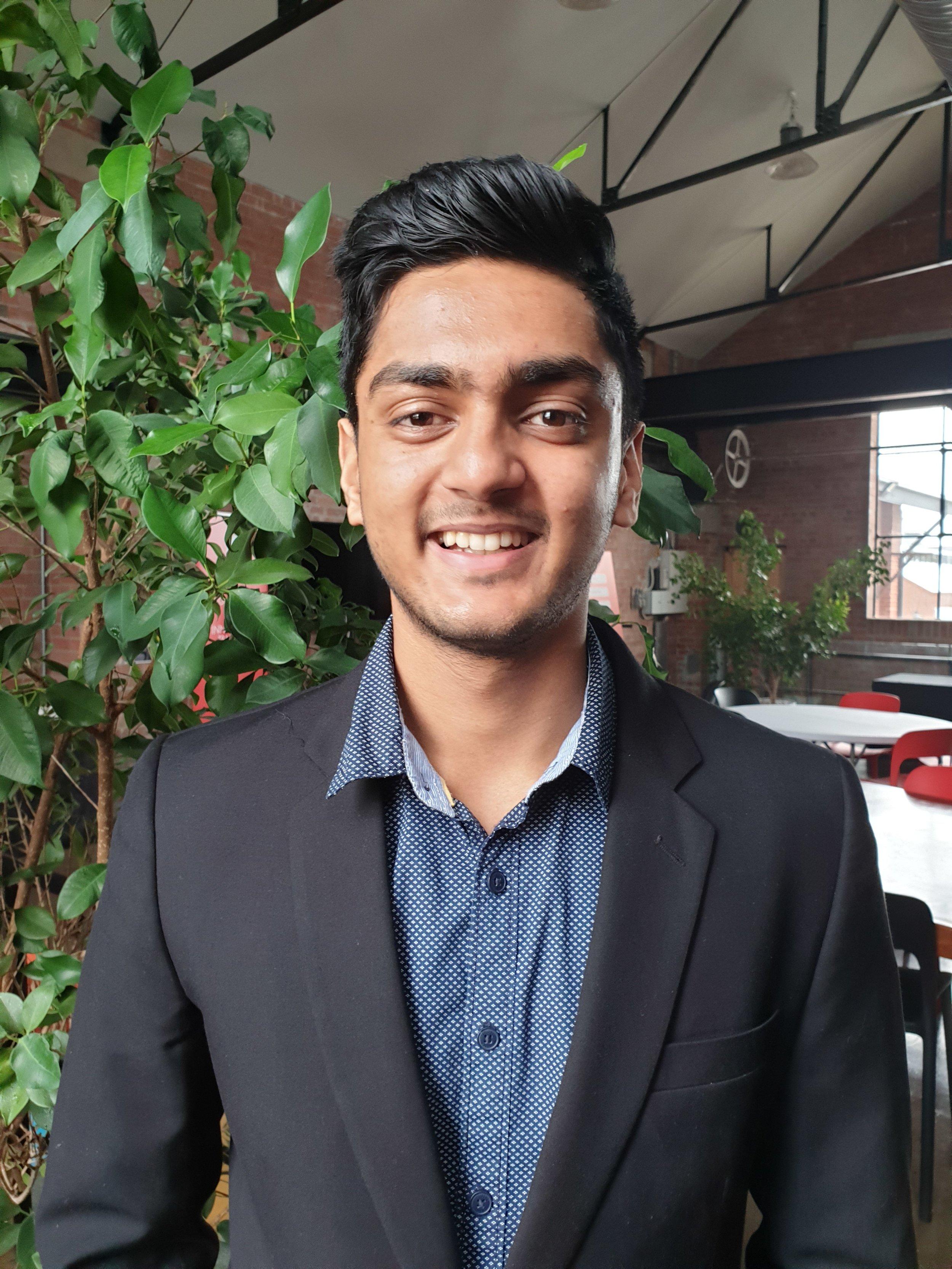 Abhilash Sengupta - Innovation Project Co-Ordinator