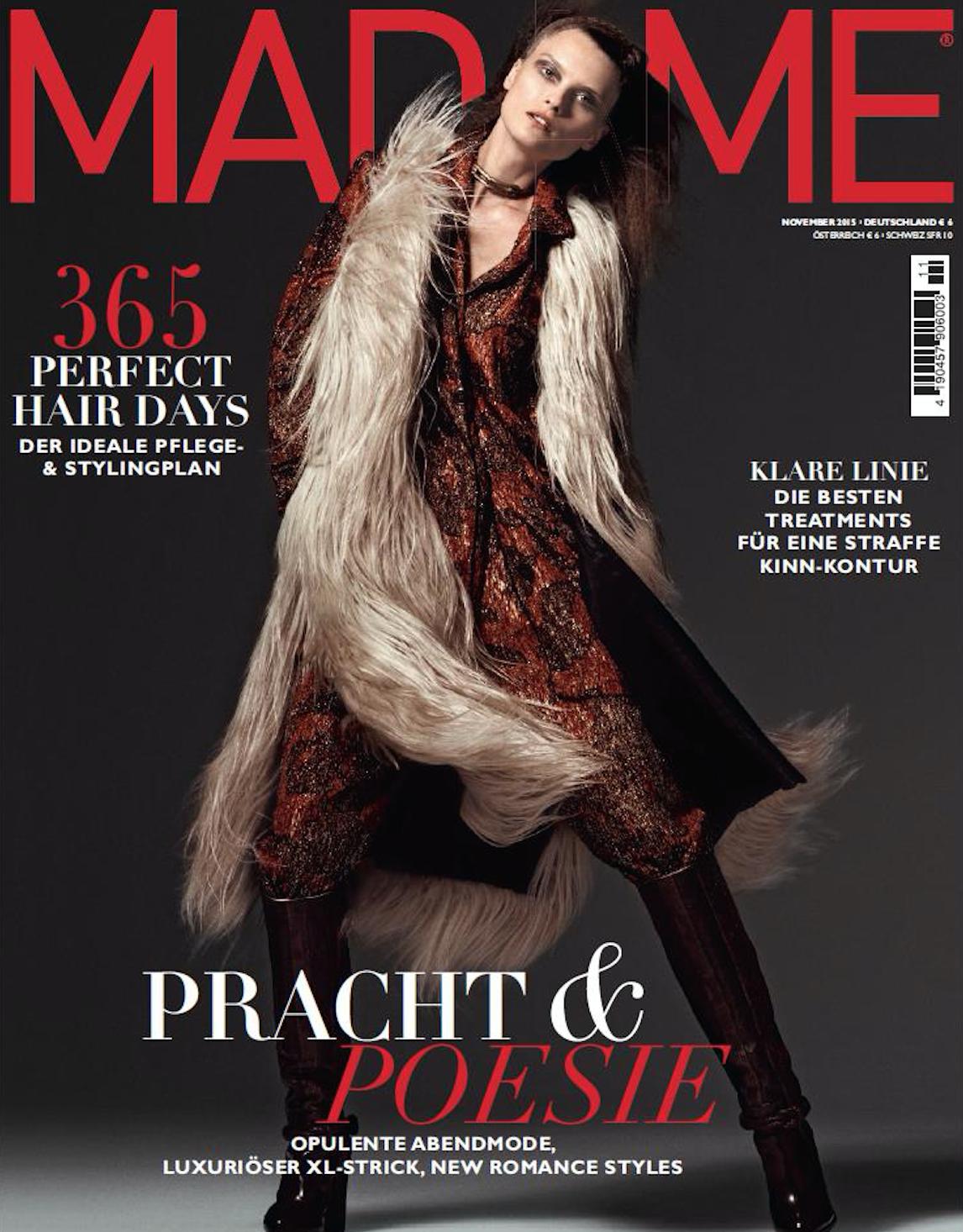 Madame Cover