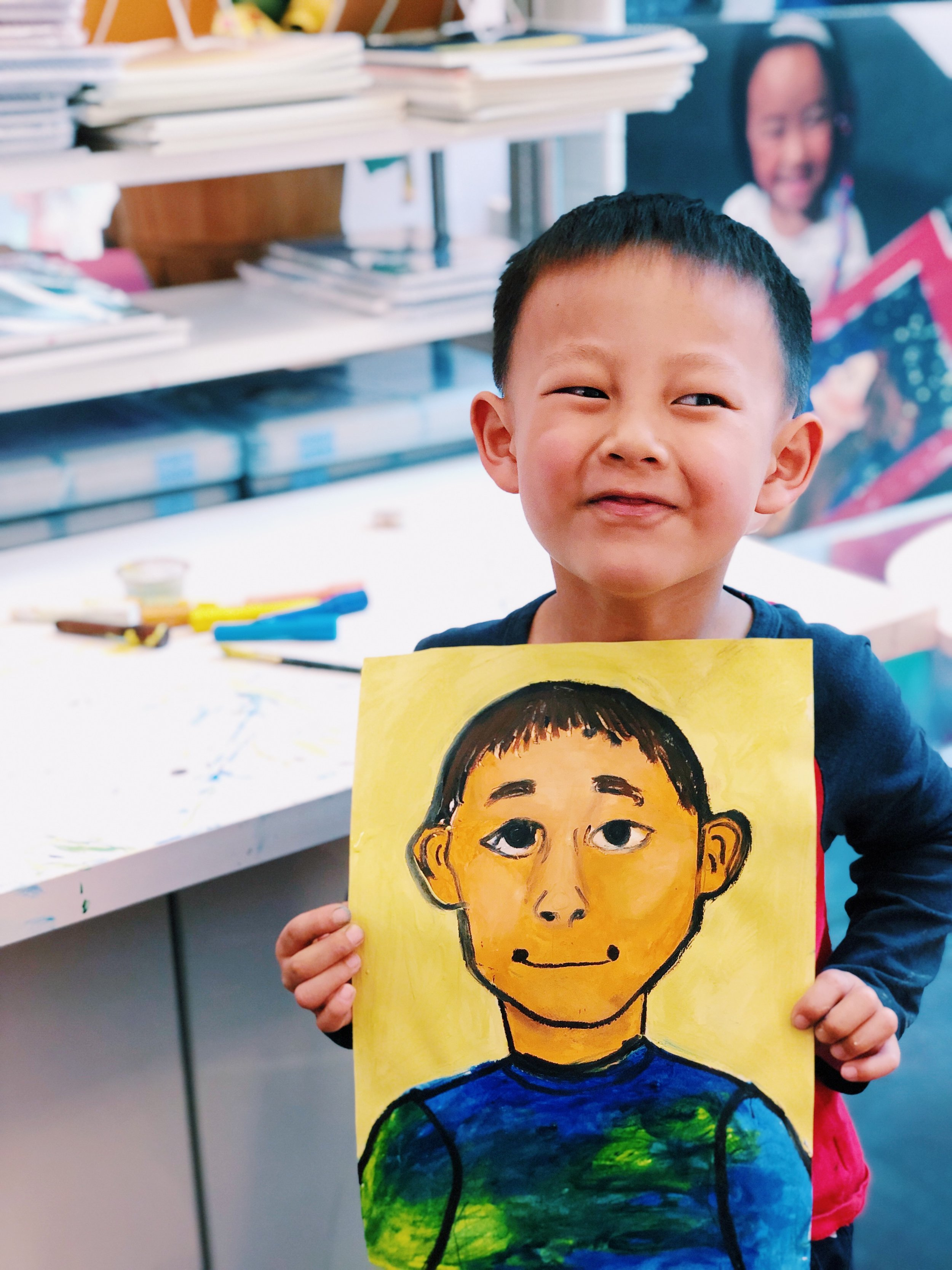 Art Program:Grade 1-2 - 8 weeks of After School Art from 2:45pm-3:45pm! Classes held each Thursday starting October 24, 2019.