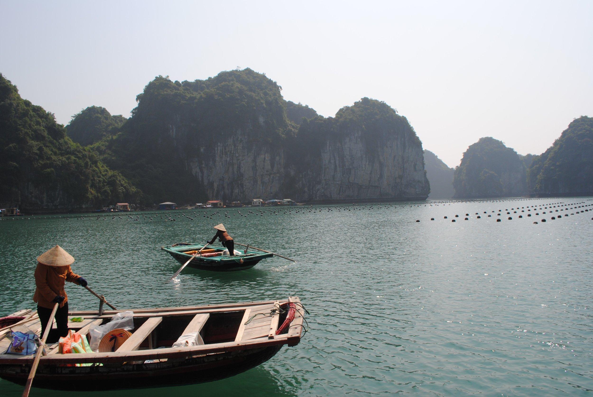 Traveling now - Vietnam