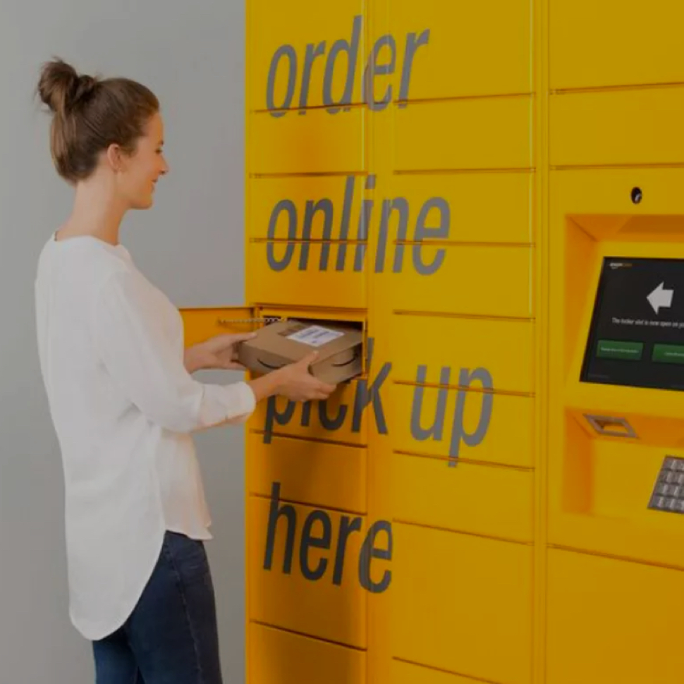 Competition - Click & Collect, Amazon lockers, Doddle. What's the advantage over other delivery options?