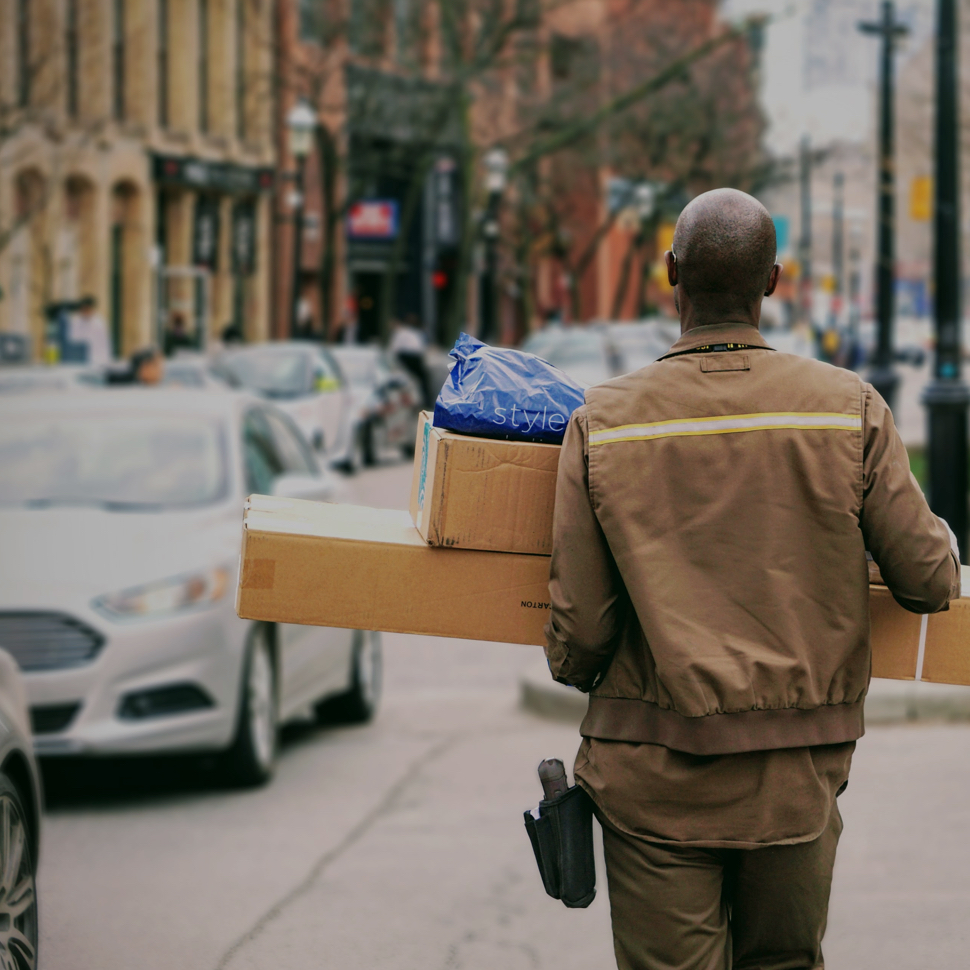 Tracking - What happens if car is not at the specified location? Collection - how will couriers know which items from the boot they can take?