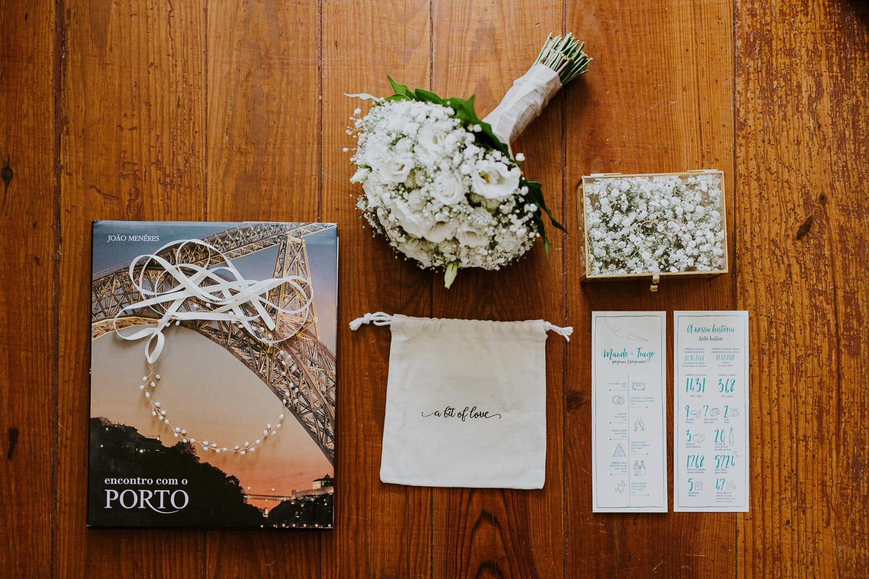 bouquet casamento porto