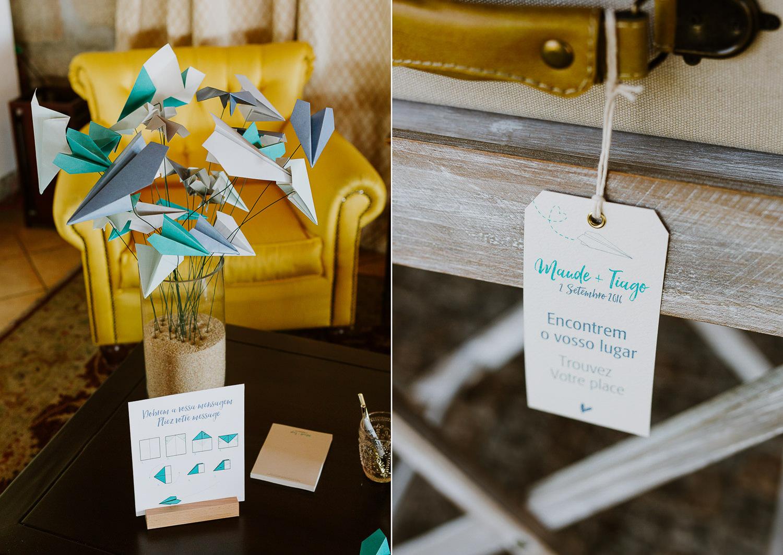 destination wedding decor porto