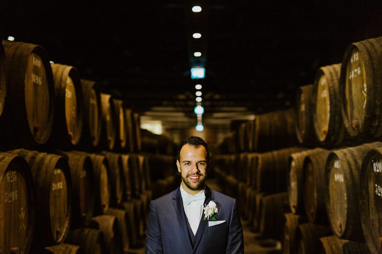 destination wedding Porto Taylors Port Wine