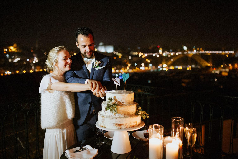 wedding cake porto portugal