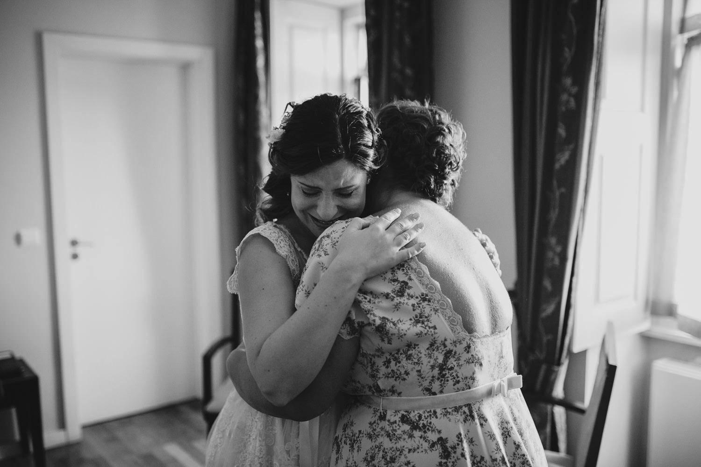 emoção casamento porto