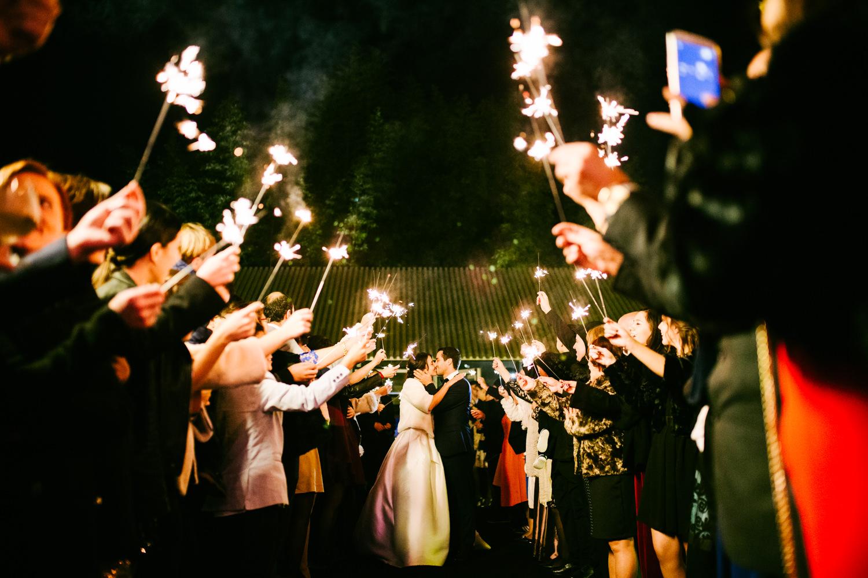sparklers portugal casamento fotografia