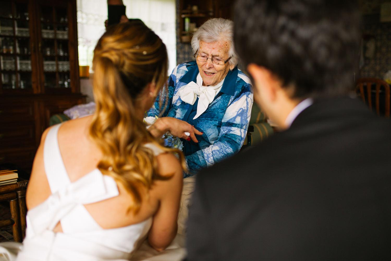 homenagem aos avós em casamento portugal
