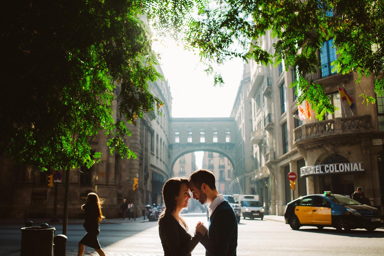sessao noivado barcelona