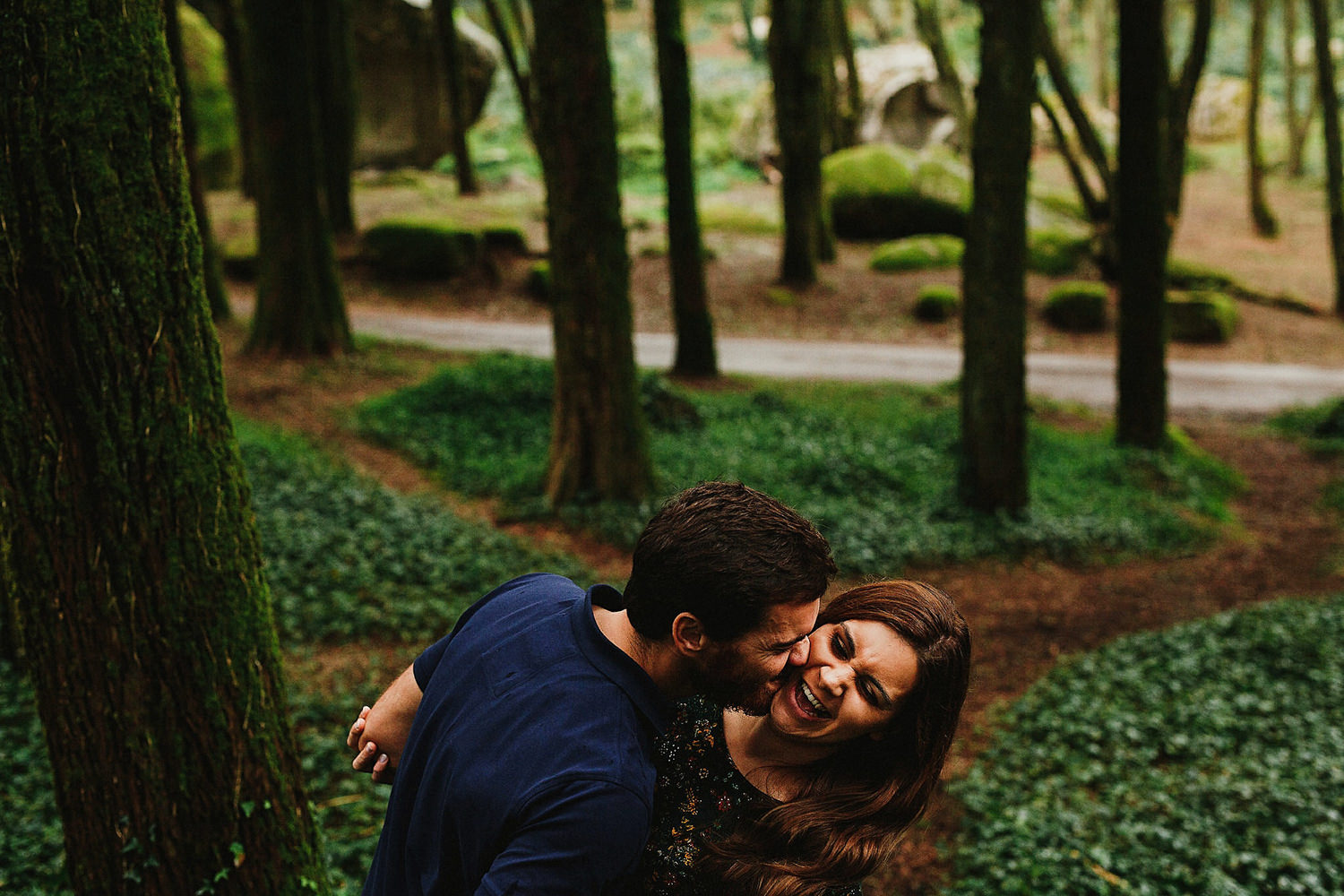 sintra engagement session