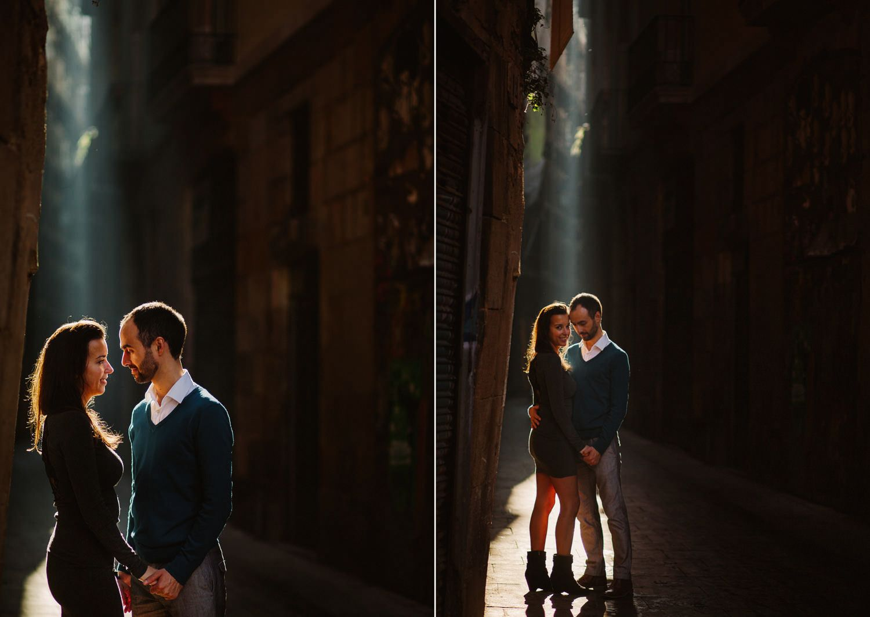 Barcelona Lovers Arte magna Fotografia