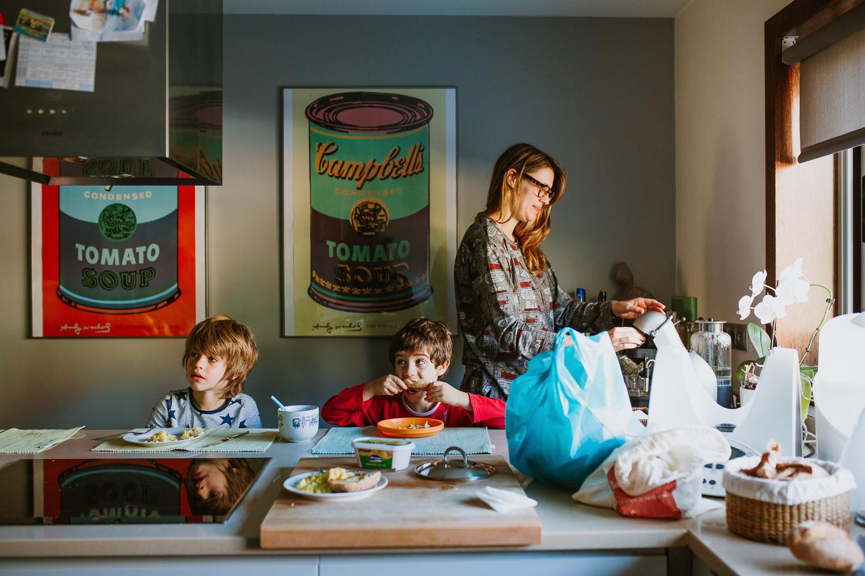 Sessão Documental Fotografia Família Porto Portugal Arte Magna