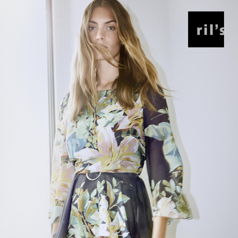 RIL'S SHOP - Pohjoisesplanadi 25Timeless elegance. Naisten muodin brändi Ril's tarjoaa modernille naiselle parasta mahdollista design-laatu-hinta -yhdistelmää. Ril'siltä löydät muodikkaat, korkealaatuiset tuotteet arkeen ja juhlaan. 20-vuotias brändi kuuluu Lahdessa yli 110 vuotta sitten perustettuun Luhta-konserniin, joka on yksi suurimmista vaatevalmistajista Euroopassa.www.rils.com