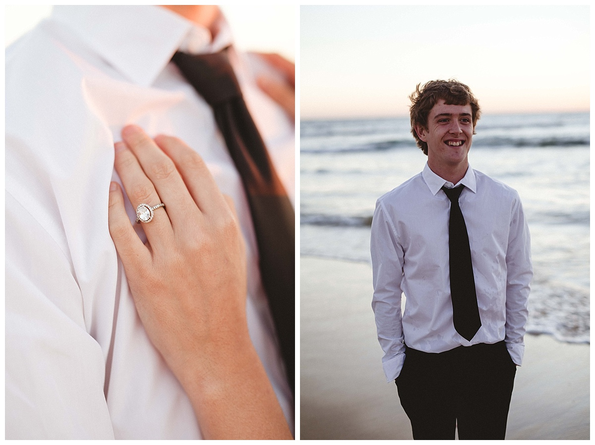 Santieka Kyal - Mandurah, Western Australia - Engagement Wedding Shoot - Tessa Kit Photography