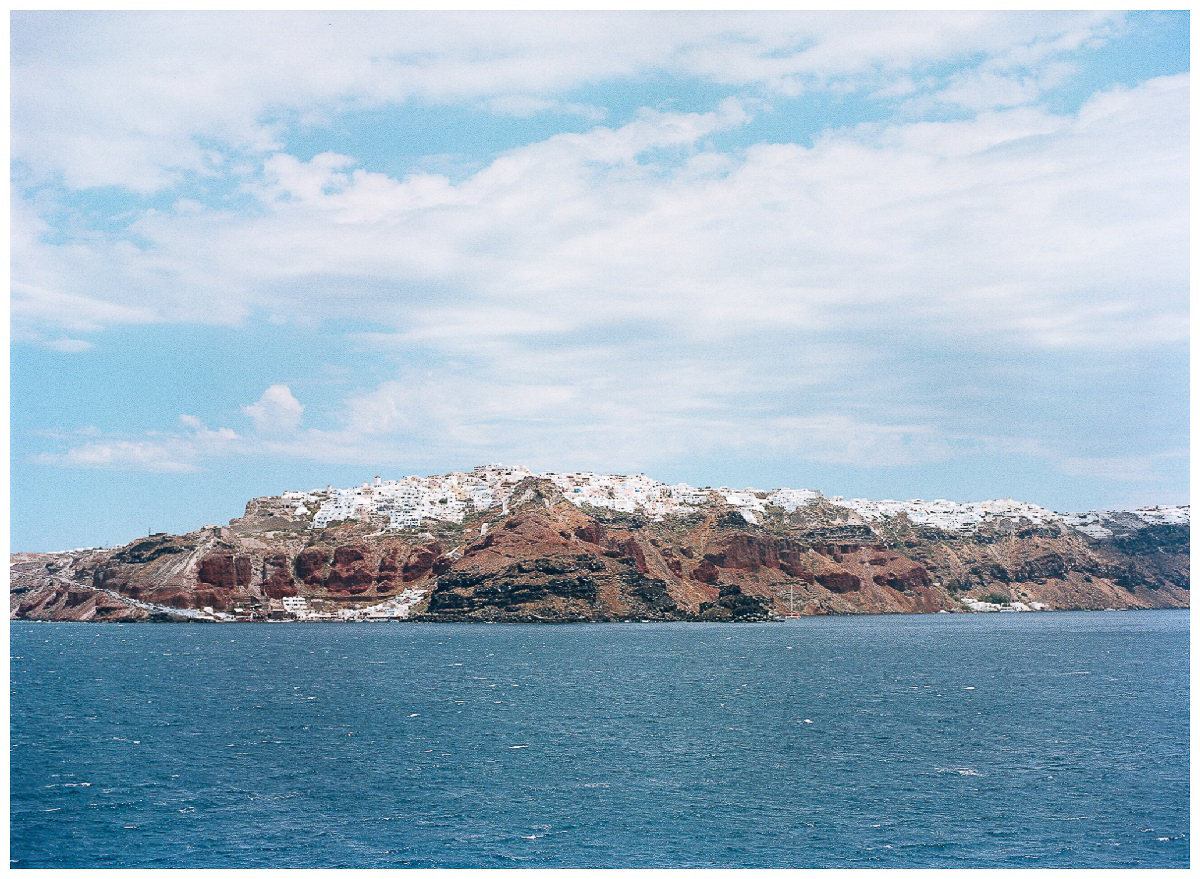 Thira, Oia, Santorini, Greece - Travel Photographer - Mamiya645 Medium Format - Tessa Kit Zawadzki - Portra400 - BLOG 8.jpg