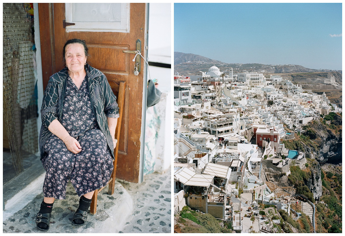 Thira, Oia, Santorini, Greece - Travel Photographer - Mamiya645 Medium Format - Tessa Kit Zawadzki - Portra400 - BLOG 12.jpg
