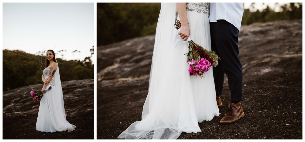 Perth Wedding Film Photographer - Mamiya 645 Kodak Portra 400 - Tessa Kit Zawadzki_0135.jpg