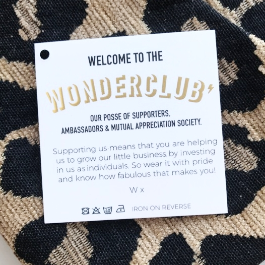 wonderclub members