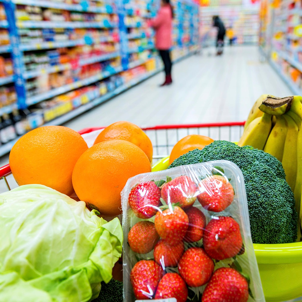 Grocery Store Tour -
