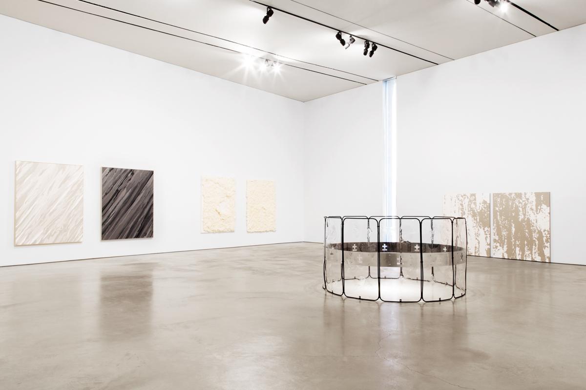 1/81  2015, Installation View At Coa Museum From Left to Right:Paulo Arraiano, Ricardo Passaporte, Pedro Matos