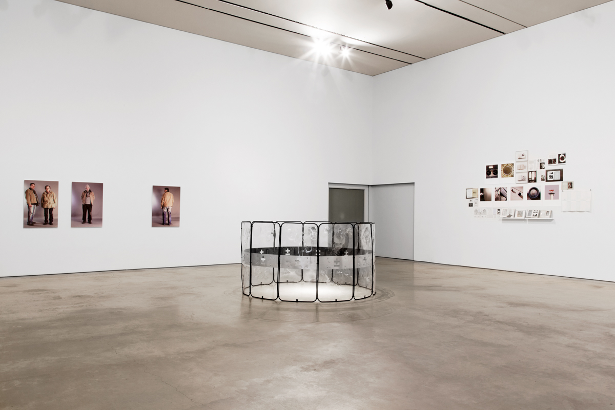 1/81  2015, Installation View At Coa Museum From Left to Right:Sandro Resende, Miguel Januário, Susana Anágua/Ana João Romana