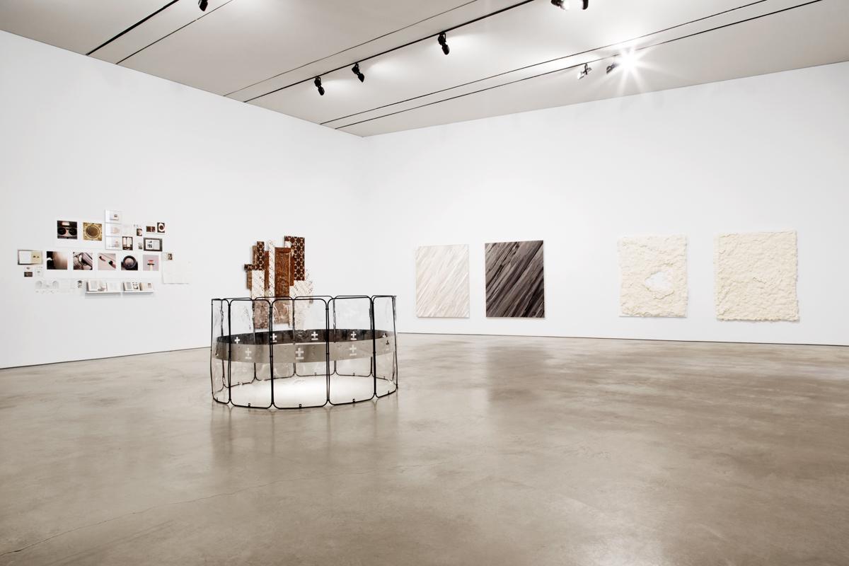 1/81  2015, Installation View At Coa Museum From Left to Right: Susana Anágua/Ana João Romana,Alexandre Farto (Vhils),Paulo Arraiano, Ricardo Passaporte