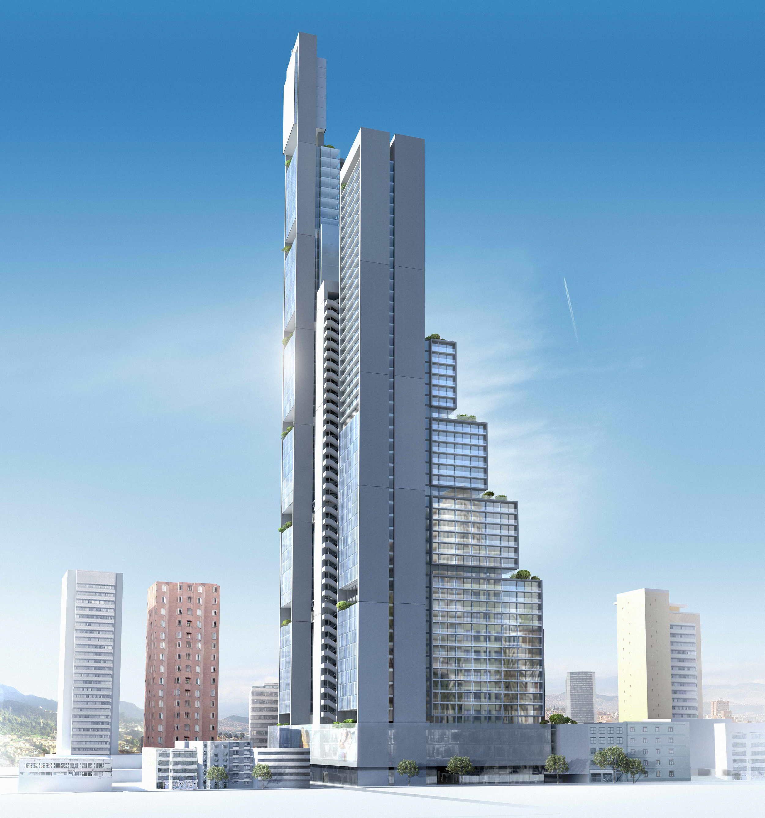 Bacata Tower