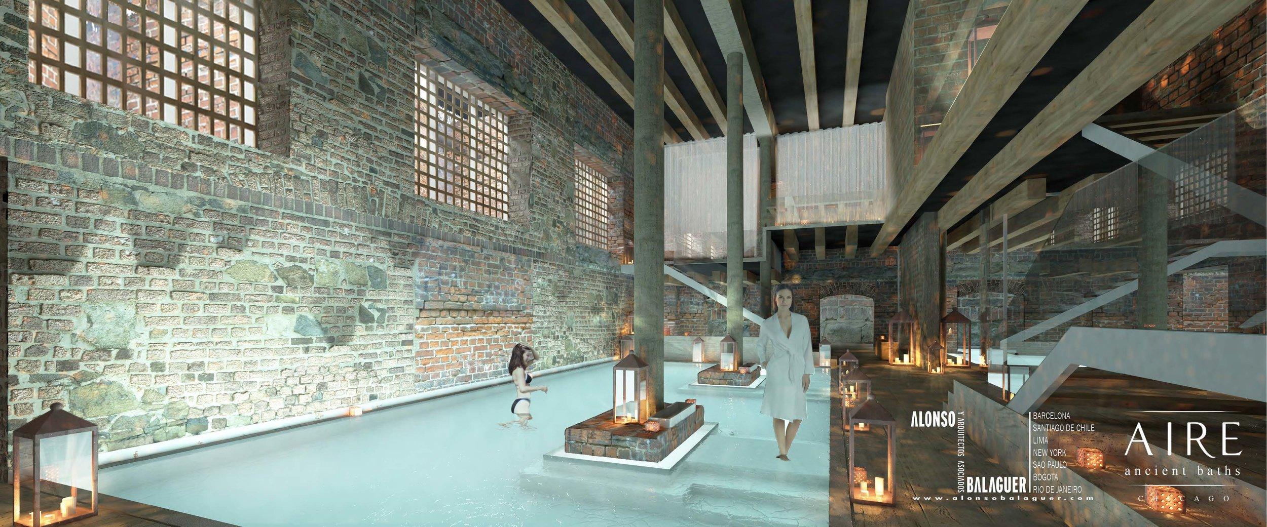 AIRE Ancient Baths CHI