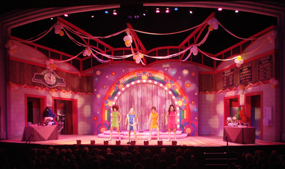 The Marvelous Wonderettes   August 4 - August 20, 2016   Learn more...