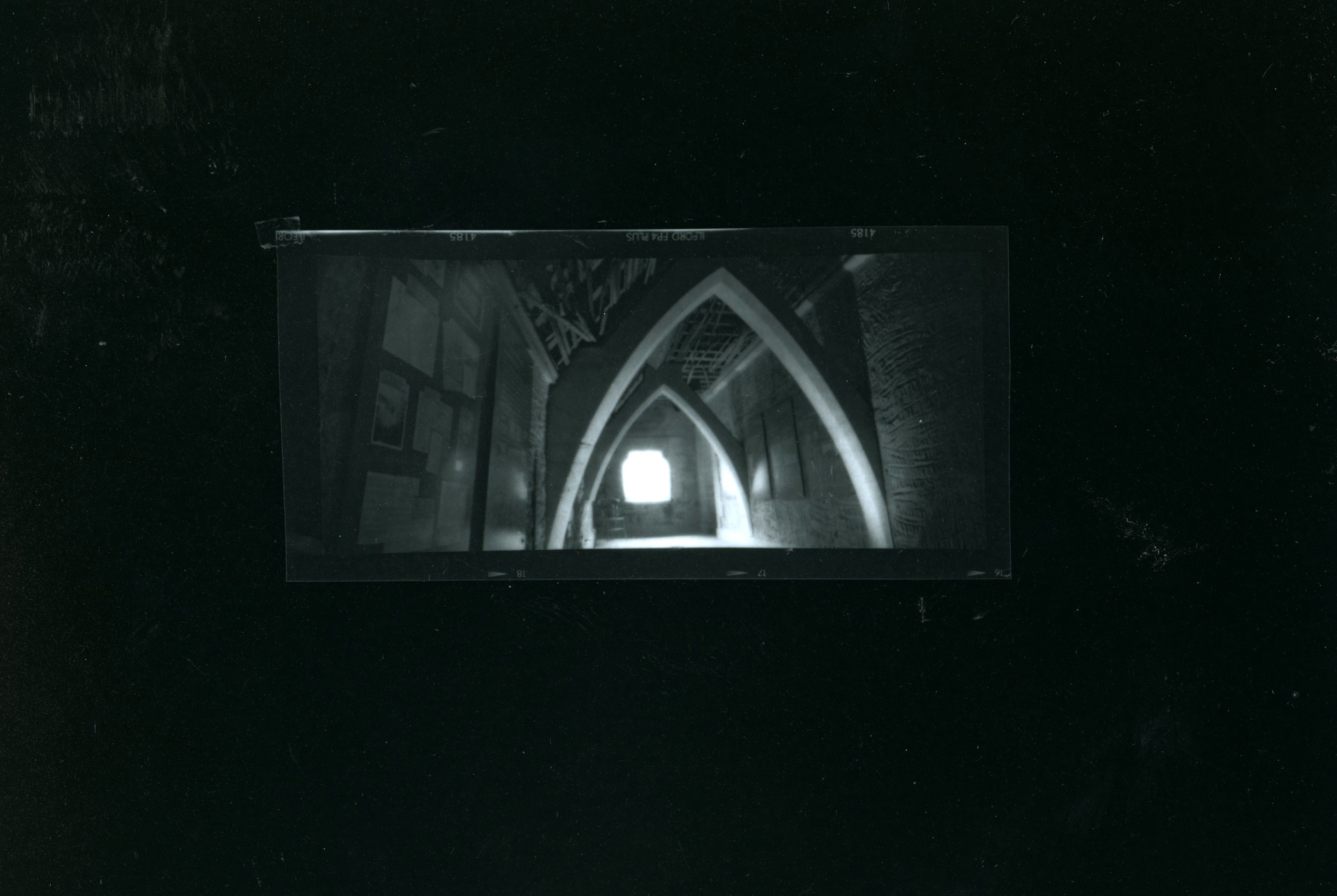 attic, woodchester mansion