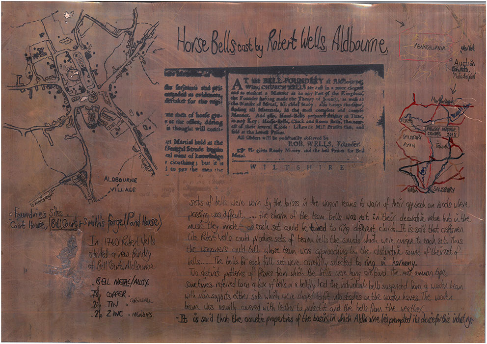 Horsebells, Robert Wells, Aldbourne