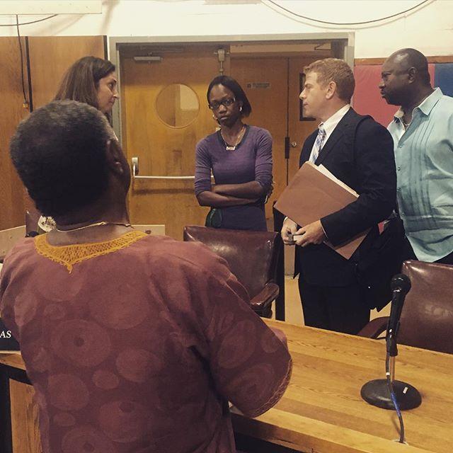 Sabrina Charles-Pierre's Term Halved By School Board -- http://www.lohud.com/story/news/education/2016/07/27/east-ramapo-trustee/87609984/