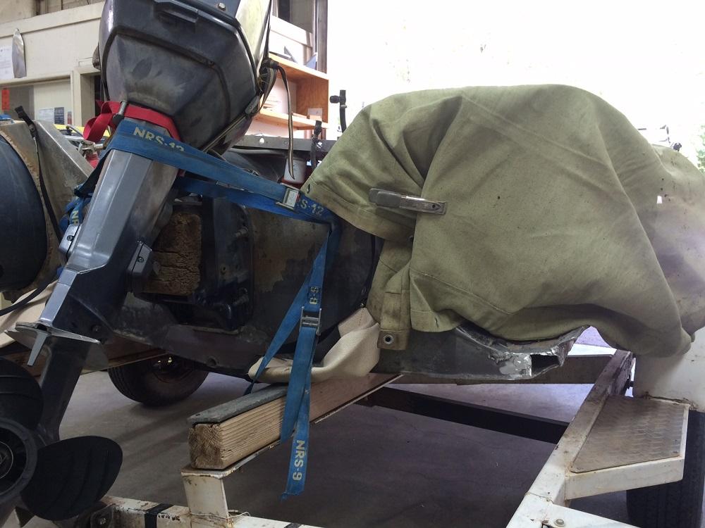 chine corner repair 1