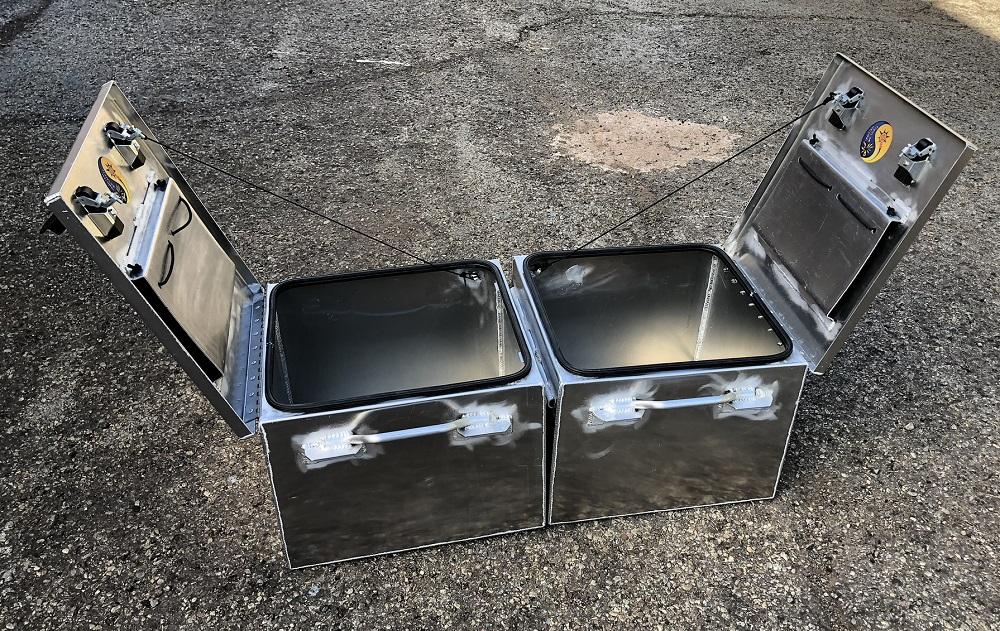 Open split boxes