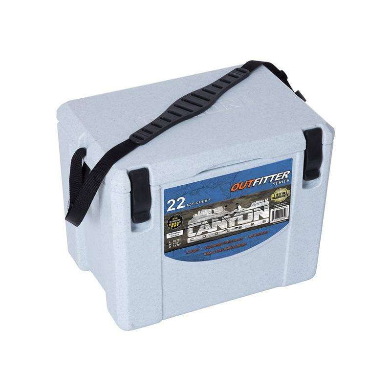 22 QT Outfitter