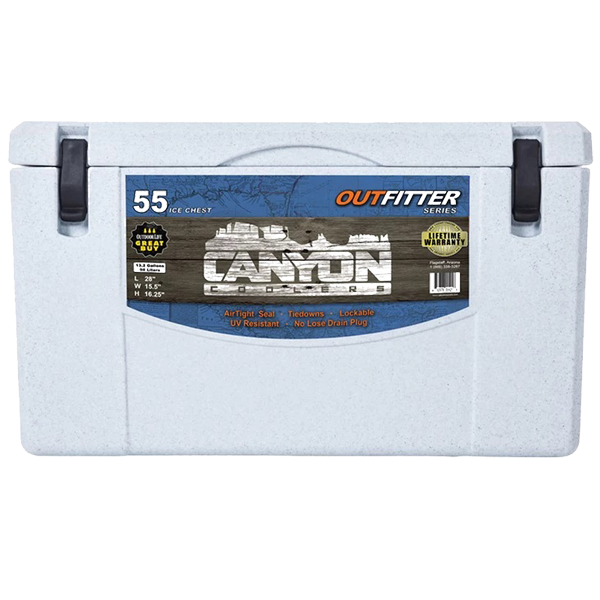 Canyon Coolers 55 QT Outfitter