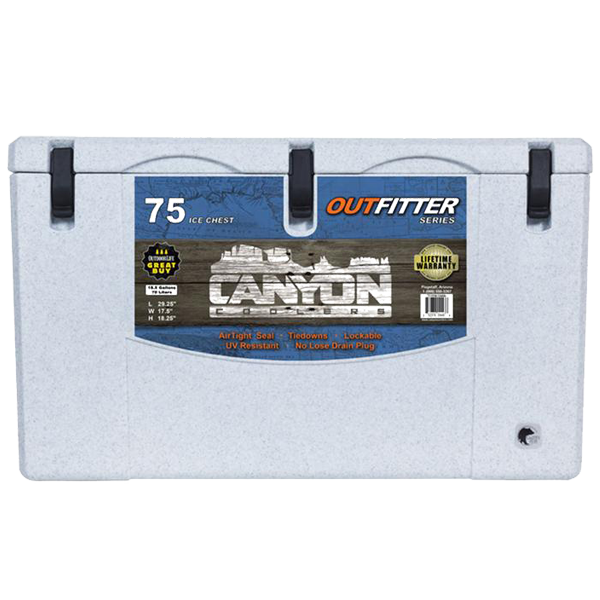 Canyon Cooler 75 QT Outfitter