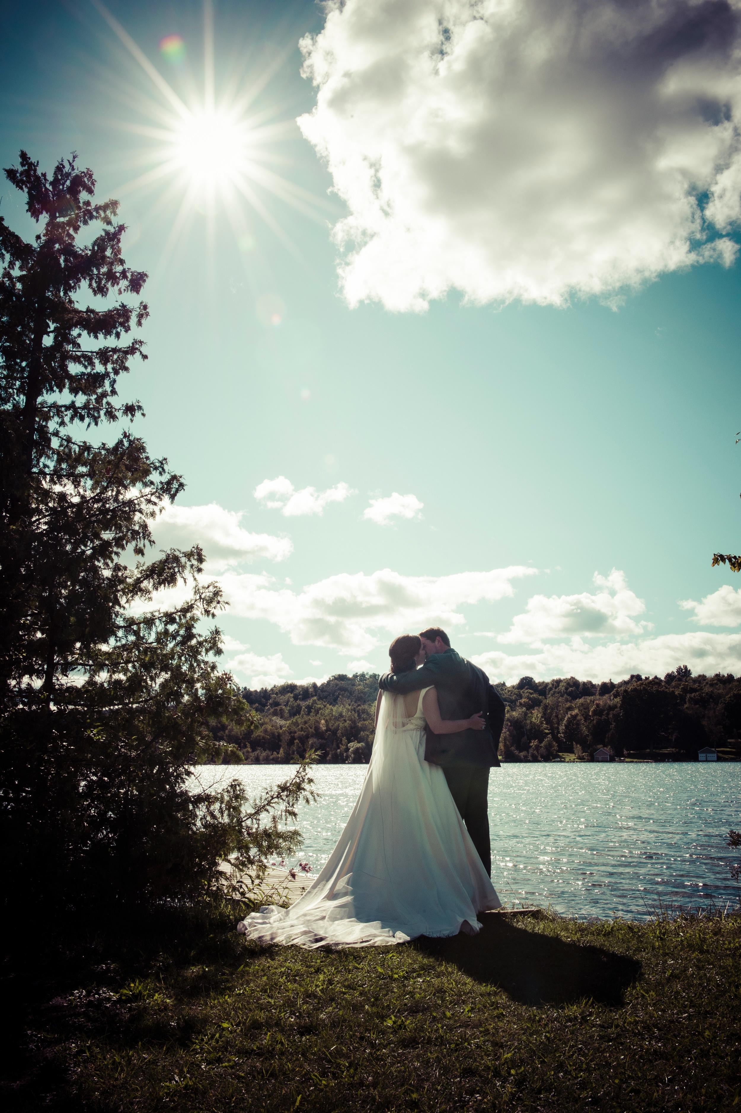 Claire & Evan | Lake Leelanau, MI
