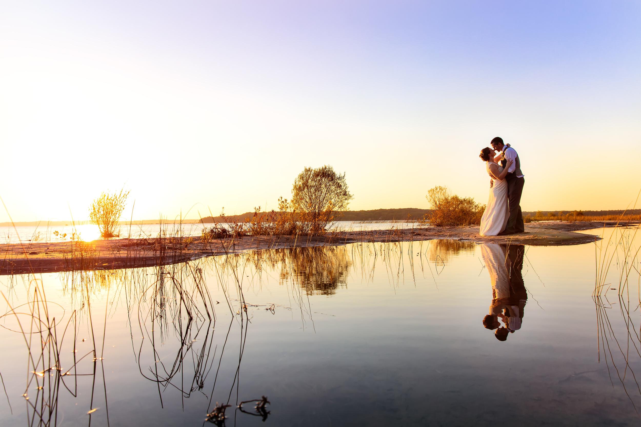 Bowers Harbor Mission Table Wedding at Sunset | Rayan Anastor Photography | Traverse City Wedding Photographer.jpg