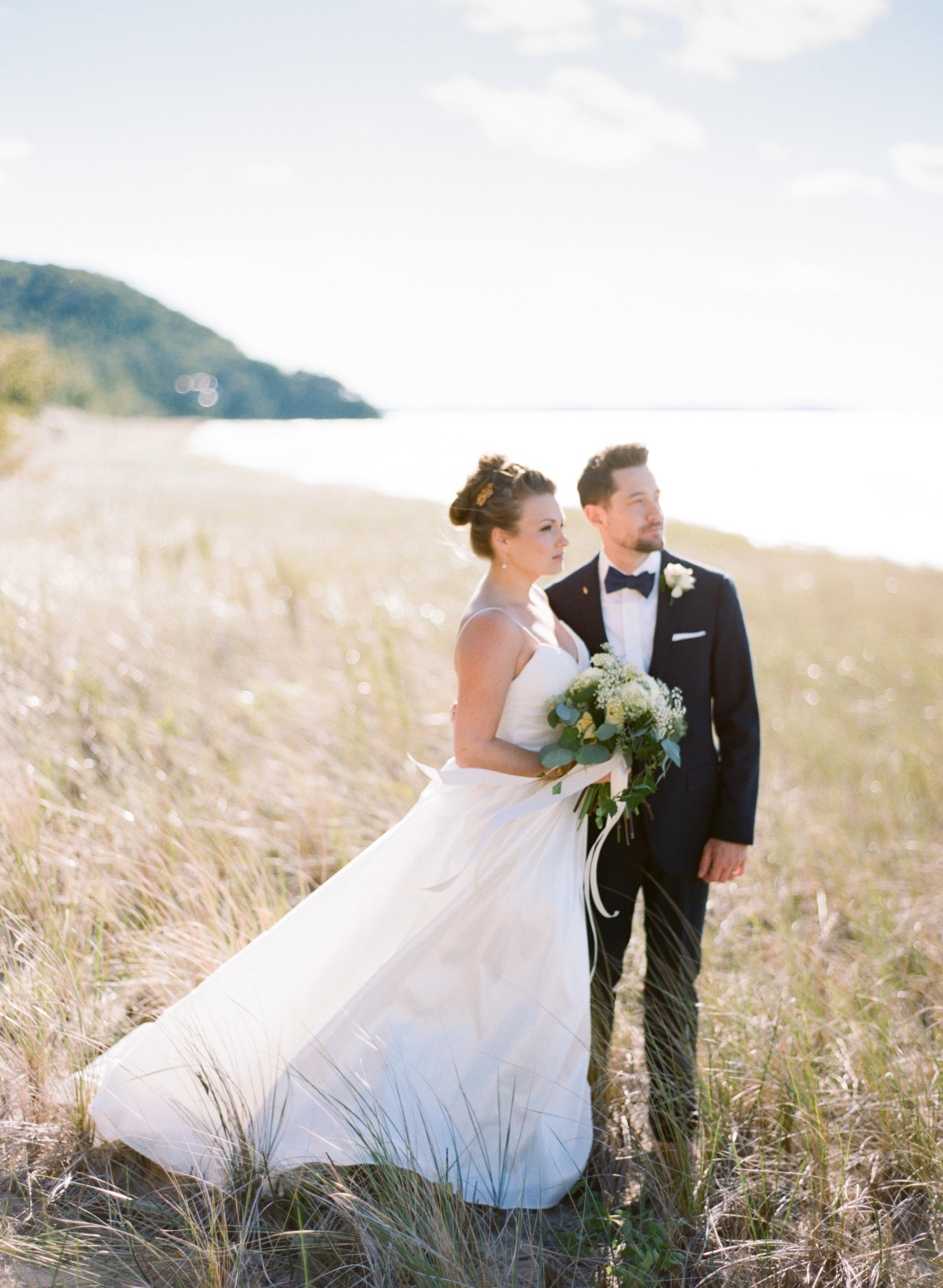 Mary & Eric | Leland, MI
