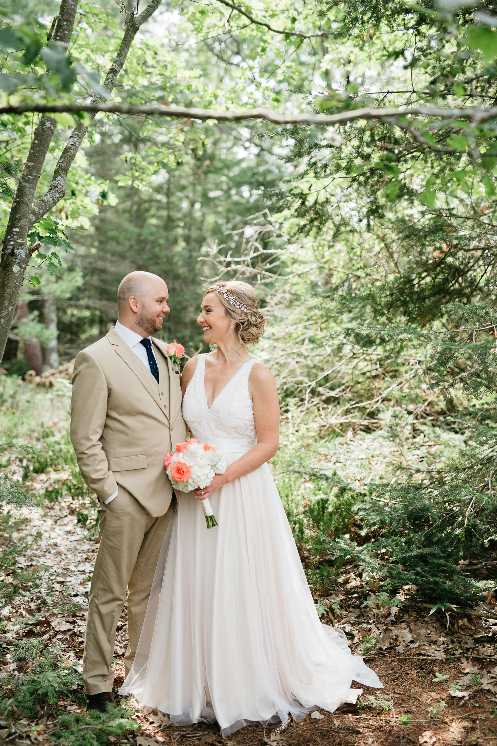Lauren & Nick | Glen Arbor, MI