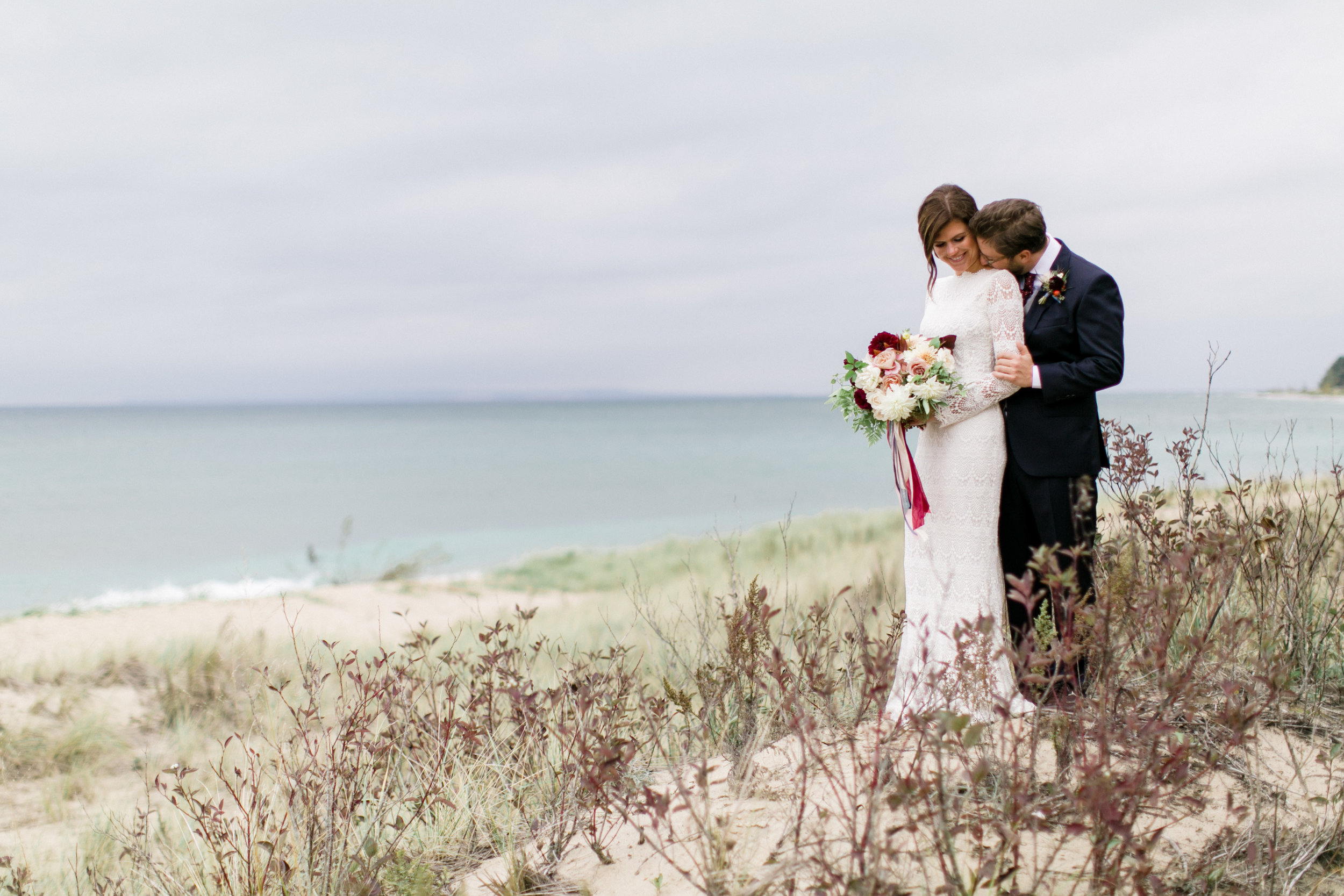 Lauren & Adam | Glen Arbor, MI