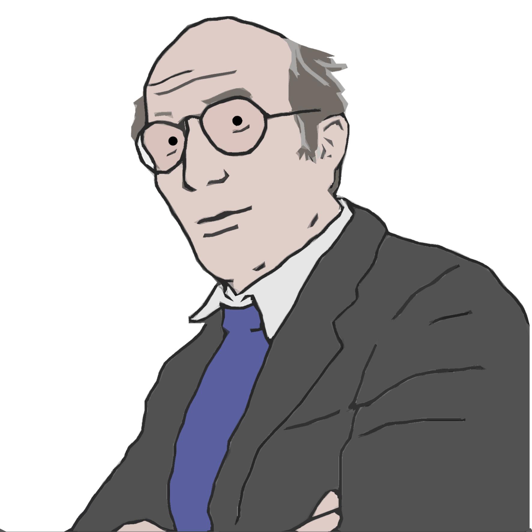 Niklas Luhmann  von Sonntag  (Wikipedia/CC)
